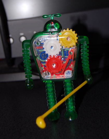 Dime Store Robo 2