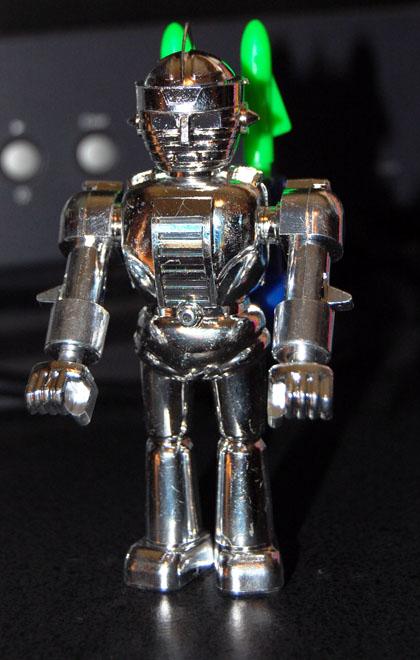 Dime Store Robo 1