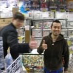 Matt and Yutaka